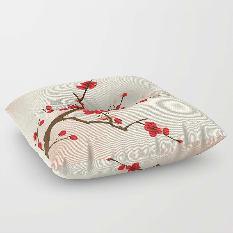 Oriental Plum Blossom In Spring 007