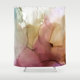 Summer Nectar Shower Curtain