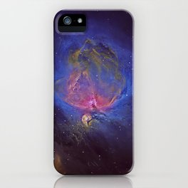 The Great Orion Nebula iPhone Case