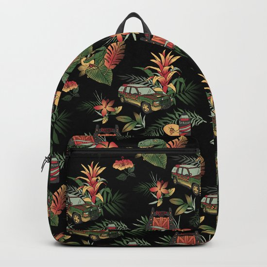 Classic Jurassic Backpack
