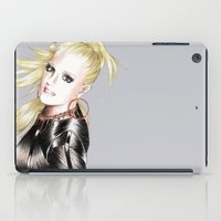 britney spears iPad Cases featuring Britney Spears Scream & Shout by Eduardo Sanches Morelli
