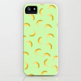 GO BANANAS iPhone Case