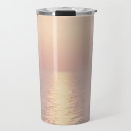 cashmere rose sunset Travel Mug