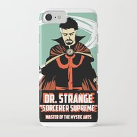 doctor iPhone & iPod Cases featuring Doctor by Shop 5
