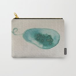Microbial Watercolor - VI Flagellate Carry-All Pouch