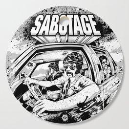 Sabotage Cutting Board