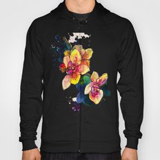 Inky Orchid Hoody