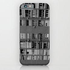 Block of flats. Bee project.  iPhone 6s Slim Case