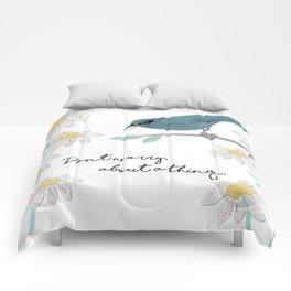 Three Little Birds, Part 1 Comforters