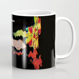 Melting Women and Orchids Coffee Mug