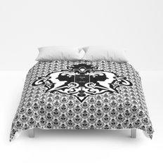 Detective's Damask Comforters