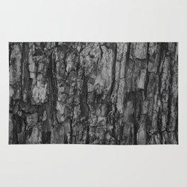 Bark VI Monochrome Rug