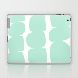 Aqua Stones Laptop & iPad Skin