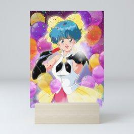 Show time! Mini Art Print