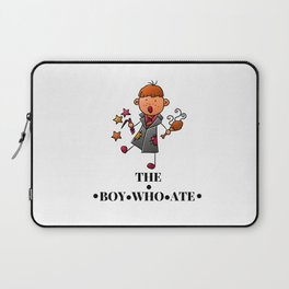 The Boy Who Ate - Ron Weasley Laptop Sleeve
