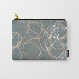 Blue Nest 1 Carry-All Pouch
