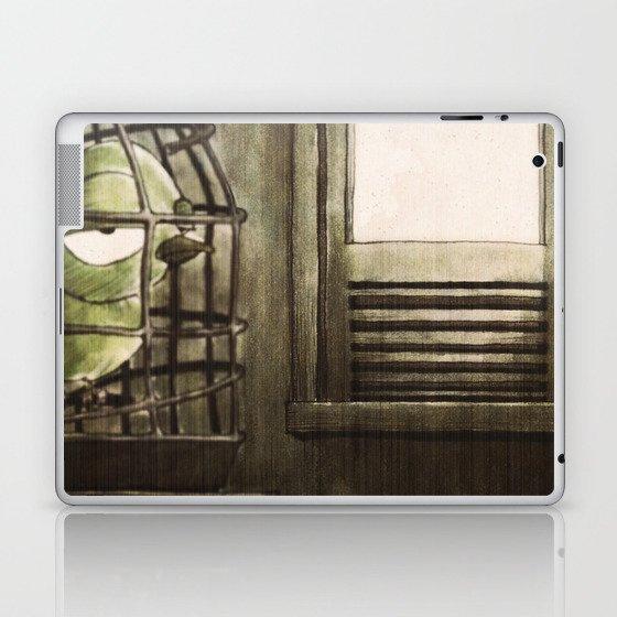 Le Samourai Laptop & iPad Skin
