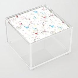 Merry-go-round Acrylic Box