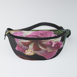 Portrait of a Hibiscus Fanny Pack