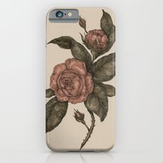 Roses Slim Case iPhone 6