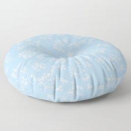 Gisophila pastel sky Floor Pillow