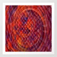 illusion Art Prints featuring Illusion... by Cherie DeBevoise
