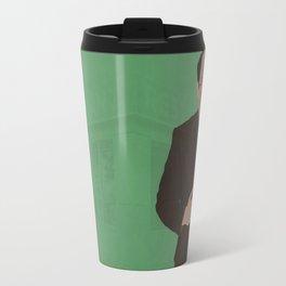 George Costanza // Seinfeld // Graphic Design Travel Mug