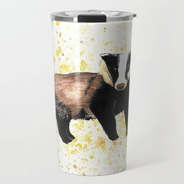 Don't Badger Me Travel Mug