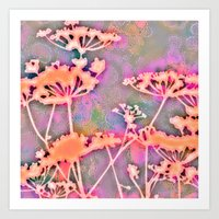 Lilac Haze Art Print