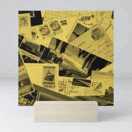 Postcards Mini Art Print