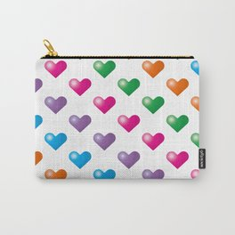 Hearts_F01 Carry-All Pouch