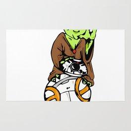 BB8 YODA Rug