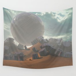 shortcut Wall Tapestry