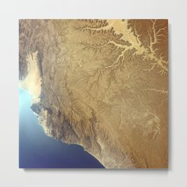 Aden Protectorate Metal Print