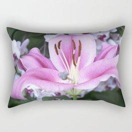 Longwood Gardens Orchid Extravaganza 5 Rectangular Pillow
