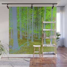 TREES Duvet Cover by Mackin & SO MUCH MORE Wall Mural