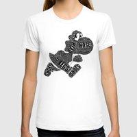 yoshi T-shirts featuring Yoshi by Martina Erives50