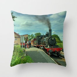 Bodiam Norweigan Throw Pillow