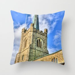 St Andrews Church Hornchurch Throw Pillow