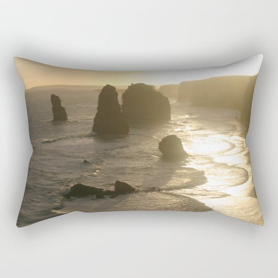 Evolutionary history of life on Earth  Rectangular Pillow