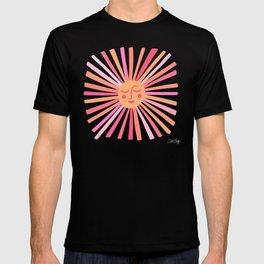 Sunshine – Pink T-shirt