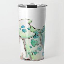 Bulbs Travel Mug