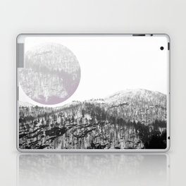 The Circle In The Mountains Laptop & iPad Skin