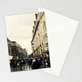 Piccadilly Circus London Stationery Cards