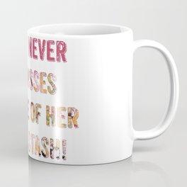 Lady Stash Coffee Mug