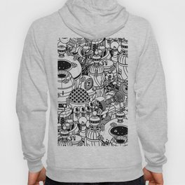 Dark Matter Space Machine Hoody
