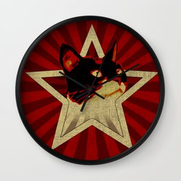 Cats For Social Good Wall Clock
