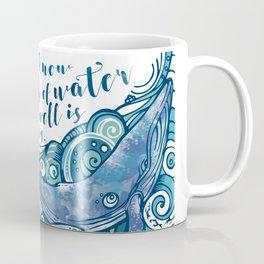 Whale! Coffee Mug