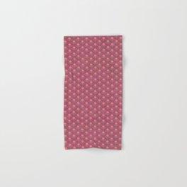 Spring Roses Pattern ~ LOVED UP VAR Hand & Bath Towel