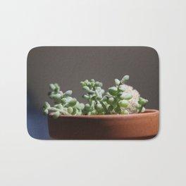 lil plant Bath Mat